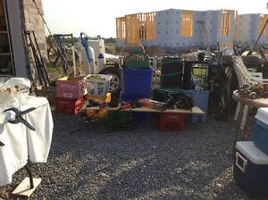 Garage Sale Belleville Belleville Area image 1