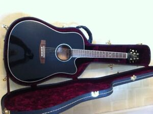 Takamine EG341C Acoustic w/ onboard pre-amp and tuner