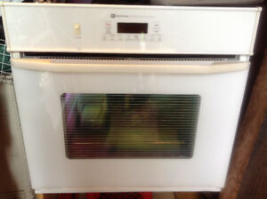 Electric Wall Oven, Maytag, Self clean