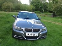 BMW 318D,TOURING ESTATE,£30.00 YEAR ROAD TAX,VERY ECONOMICAL
