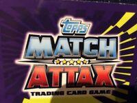 Match Attax Premier League 20016/17 SWAPS