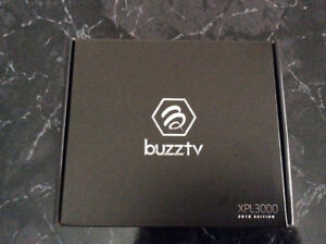 IPTV-BUZZ TV XPL3000 2018 EDITION!BRAND NEW!THANKSGIVING SALE!!!