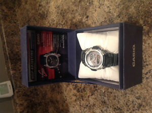 Casio G-shock brand new atomic solar watch