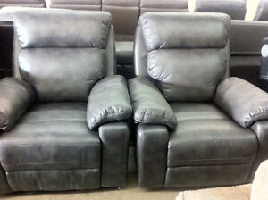 New Reclining Chairs - Delivery Available