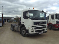 Volvo FM 480 6X2 DAY TRACTOR UNIT