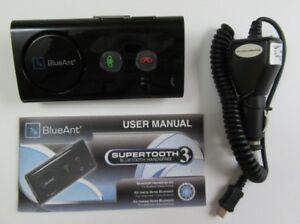 Blue Ant Bluetooth Hands free Kit for Cell Phones