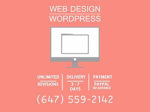 Web Designer   Professional Web Developer   WordPress Stratford Kitchener Area image 1