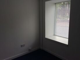 OFFICE /STORE TO LET in Douglas ten minutes off M 74