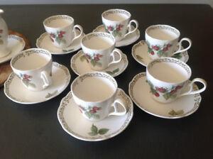 Noritake .......Royal Orchard Tea Set