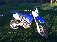 08 yz 450f trade for sled