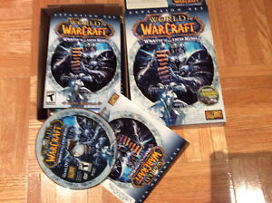 WORLD OF WARCRAFT - WRATH OF THE LICH KING/CATACLYSM