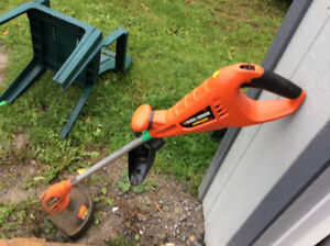 Black & Decker Weed Eater Rechargeable