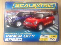 Scalextric C1194 Inner City Speed Race Set