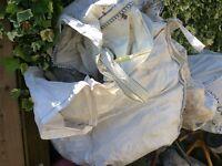 Dumpy bags £2 each