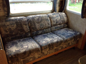Prince George, BC - RV fold out couch