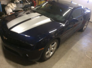 2011 Chevrolet Camaro 2LT Coupe (2 door) for sale or trade.