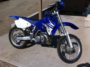 2001 Yamaha YZ250. Clean, new top end