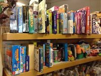 Assorted Games for Sale!