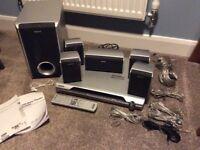 Sony DVD Home Cinema Surround Sound System