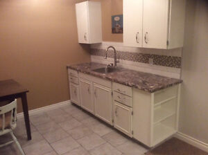 Separate Entrance Furnished One Bedroom Suite Avail May 1st