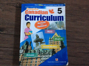 Complete Canadian Curriculum Grd.5