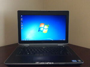 Dell Latitude E6430 Quad Core i7 Laptop, Webcam, 90 Day Wty