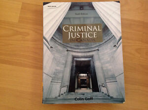 Police Foundations SLC first yr textbooks, all half price! Kingston Kingston Area image 1