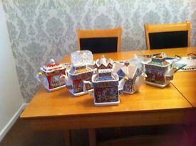 Sadlers teapots