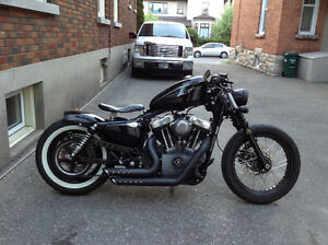 Custom Harley Davidson Nighter Sportster XL1200N