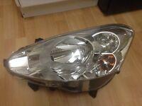 Peugeot partner nearside front headlamp