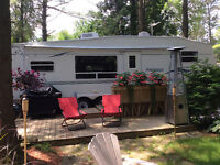 Fifth wheel 28 pieds a vendre