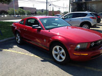 2008 Ford Mustang Coupe (2 door) 4.0L V6