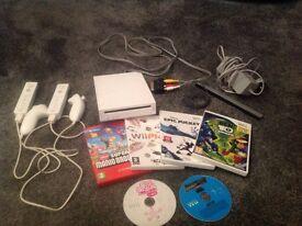 Wii bundle £40