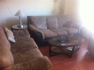4 Piece Living Room Set for $250