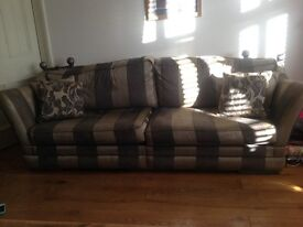 Sterling 3 piece sofa