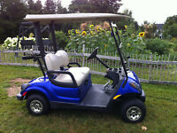2007 GOLF CAR / CART