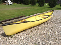 CANOE for sale good condition