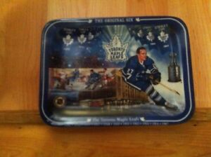 Toronto Maple Leafs collectors plate