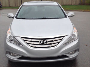 "2011 HYUNDAI SONATA LIMITED "" NO ACCIDENT"" LEATHER""SUNROOF"""