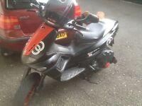 GILERA RUNNER VXR 125cc, £750, OLD SHAPE, NOT TYPHOON, Piaggo 172cc, vx, 07459937647
