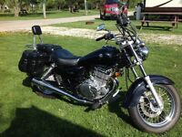 250 Suzuki Marauder 2009 - Low Mileage