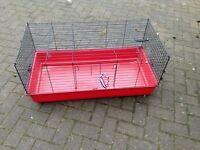 Small animal portable hutch/carrier