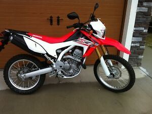 Brand New Honda CRF250L
