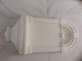 Plaster Wall Niche