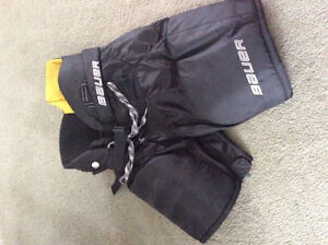 Bauer Supreme Hockey Pants Size Junior Small