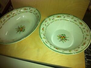 MIKASA FINE CHINA - Complete 8 Place Setting L2001 ANSON Patter Kitchener / Waterloo Kitchener Area image 5