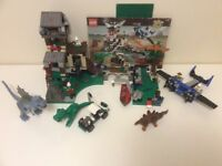 LEGO Adventurers Dino Research Compound - 100% Complete