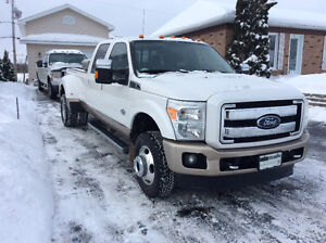 2012 Ford F-350 King Ranch Camionnette