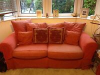Big comfy sofa for sale.