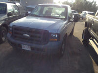 2005 f350 super duty 2wd  6.0 diesel 100% good will new MVI
